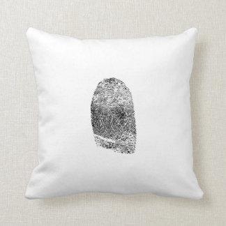 Fingerprint Pillow