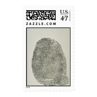 Fingerprint Postage