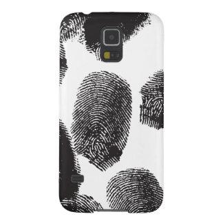 Fingerprints Galaxy S5 Cases