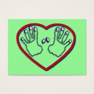 Fingerprints of God - 1 Peter 5:6-7 Tract Card /