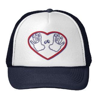 Fingerprints of God - 1 Peter 5:6-7 Trucker Hat
