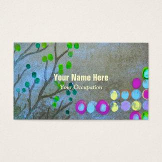 Fingerprints & Twigs Business Card