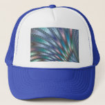 Fingers Fractal Art Trucker Hat