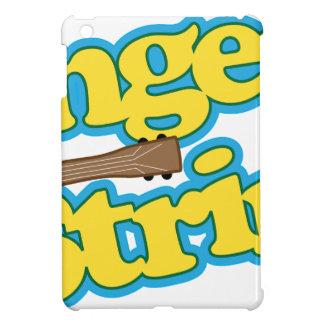 Fingers to Strings iPad Mini Cover