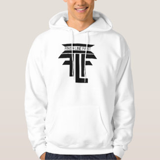 Finish Line First Hoodie (white)