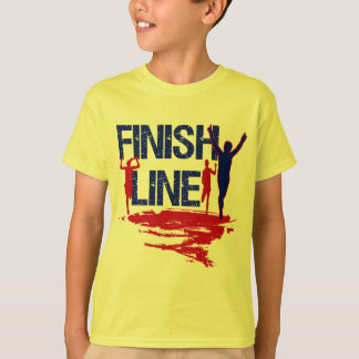 FINISH LINE RUNNERS T-Shirt