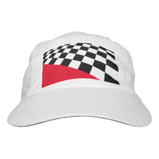 Finish Line...with your accent color. Headsweats Hat