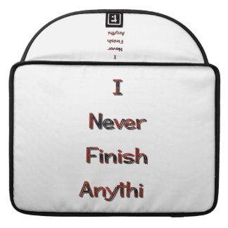 Finish MacBook Pro Sleeve