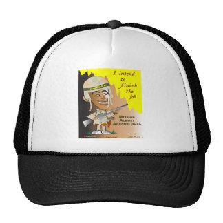 Finish the Job Trucker Hat