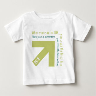 Finished Line Baby T-Shirt