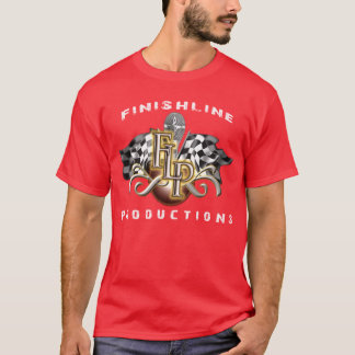 Finishline Productions Men's T-Shirt (Red)