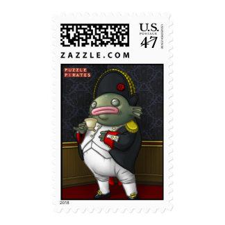 Finius Postage Stamp