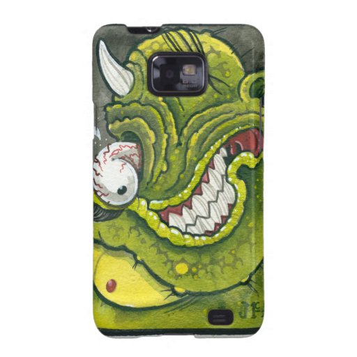 """Fink-Clops"" Samsung Galaxy Case"