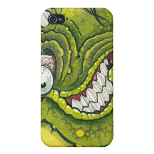 """""""Fink-Clops"""" iPhone 4/4S Covers"""