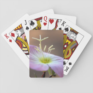 Fink flower stamens playing cards