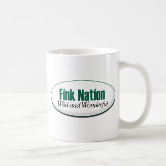 Fink Nation Coffee Mug