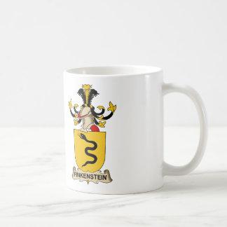 Finkenstein Family Crest Coffee Mugs