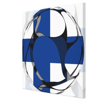 Finland #1 canvas print