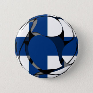 Finland #1 pinback button
