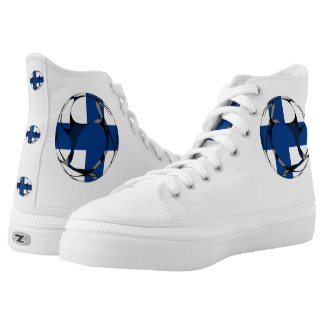 Finland #1 printed shoes