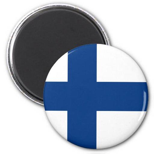 finland 2 inch round magnet