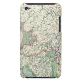 Finland and Russia iPod Touch Cover