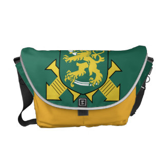 Finland Army Flag Courier Bag