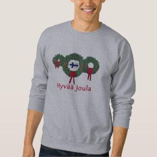 Finland Christmas 2 Sweatshirt