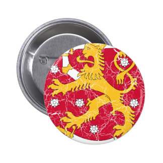 Finland Coat Of Arms Button