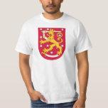 Finland Coat of arms FI Tee Shirt