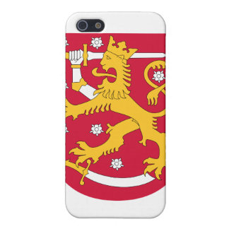 Finland Coat Of Arms Cover For iPhone 5/5S