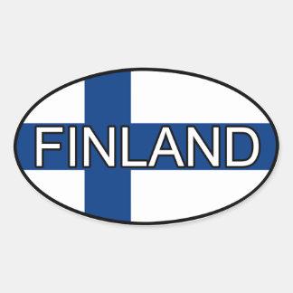 Finland Euro Sticker