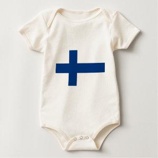 Finland FI Baby Bodysuit