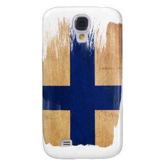 Finland Flag Samsung Galaxy S4 Cover