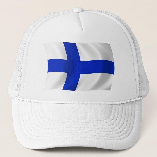 Finland Flag Hat