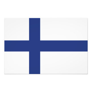 Finland Flag Photo