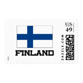 Finland Flag Postage