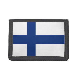 Finland Flag Wallet