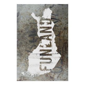 Finland Funland 2 Poster/Print Poster