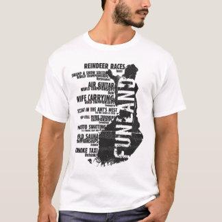Finland Funland List 1 T-shirt