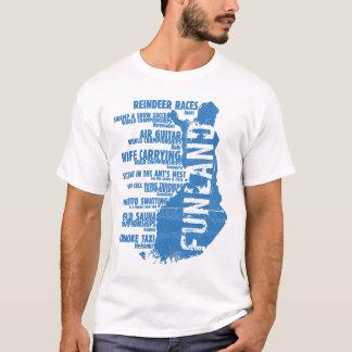 Finland Funland List 2 T-shirt