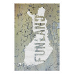 Finland Funland Poster/Print 3 Poster