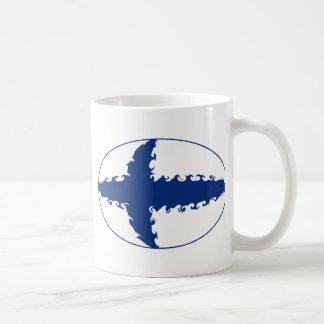 Finland Gnarly Flag Mug