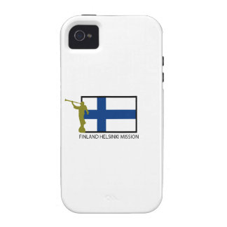 FINLAND HELSINKI MISSION LDS CTR VIBE iPhone 4 COVER