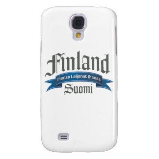 Finland Ihanaa Leijonat Galaxy S4 Cases