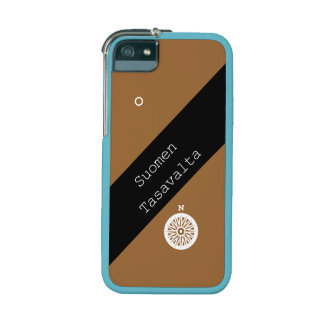 Finland in Finish iPhone 5 Covers