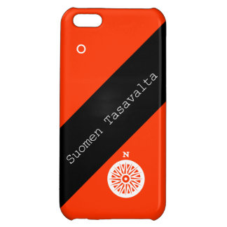 Finland in Finish iPhone 5C Covers