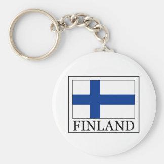 Finland keychain