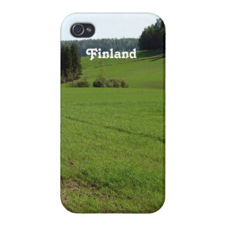 Finland Landscape iPhone 4/4S Cover
