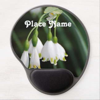 Finland Lily of the Valley Gel Mouse Mat